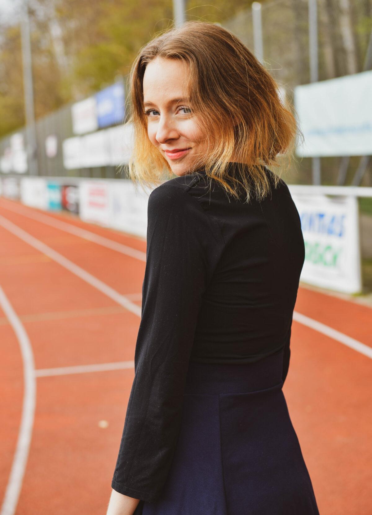 Lea Schlenker (Foto: Corinne Merz)
